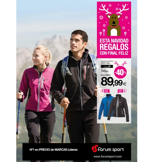 Catálogo Forum Sport Navidad 2012