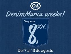 DenimMania weeks! - Promo finalizada -
