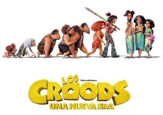 """DOCK CINE ACOGE EL PREESTRENO DE """"LOS CROODS 2: UNA NUEVA ERA"""""""
